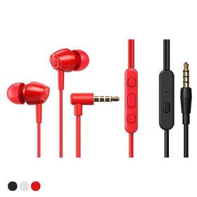 A2/A2+入耳式立体声有线耳机 三键线控入耳式音乐耳机