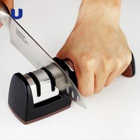 Daeden戴德 金刚石磨刀器家用厨房快速磨菜刀磨石棒磨刀工具多功能