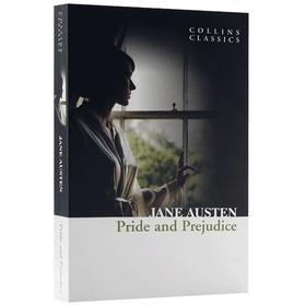 华研原版 傲慢与偏见 英文原版小说 Pride and Prejudice 简奥斯汀 英文版英语书 正版世界名著