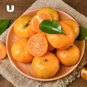 广西荔浦砂糖橘(不打蜡) 1箱 5斤