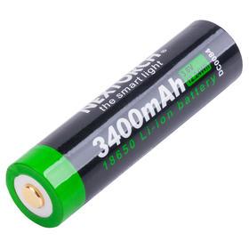 纳丽德3400毫安USB直充锂电池