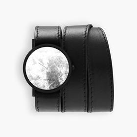 South Lane 暗黑系朋克个性腕表 | 灰白涂鸦多圈表带 2 款(瑞士)