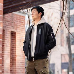 【2019致敬经典】比菲力疏水防污飞行夹克  优选