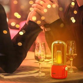 【蜡烛般的灯】洛斐Candly拾光灯 智能LED|两档模式|续航持久|亮度可调|双模式充电