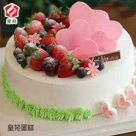 【七夕系列】怦然心动~淡奶蛋糕