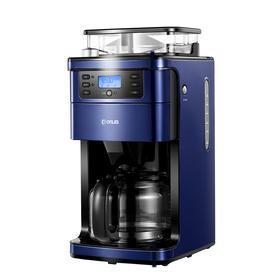 东菱咖啡机家用全自动美式滴漏式意式研磨豆一体机小型商用办公室