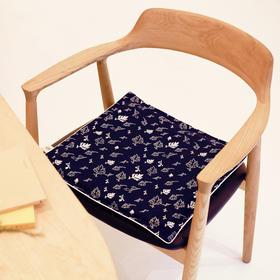 【是爱·艾绒坐垫/草木靠枕】手脚冰凉、怕冷、长期久坐适用 坐着就能补充阳气