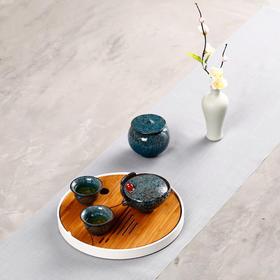 茶具 快客杯 一壶一杯 便携式旅行茶具组合 办公个人功夫陶瓷茶具