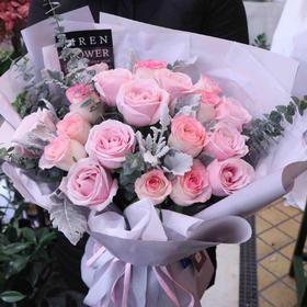 韩式花束玫瑰款