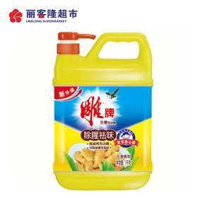 雕牌 1kg/瓶 生姜洗洁精 除腥祛味 食品级洗洁精