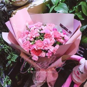 多头康乃馨花束