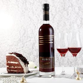 [Rubis巧克力酒]瓶子里的黑森林蛋糕 500ml