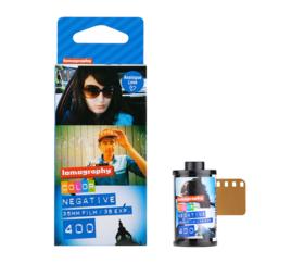 彩色负片胶卷(三卷) Color Negative ISO 400 35mm