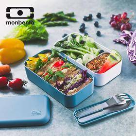 Monbento长方形饭盒【容量1L】
