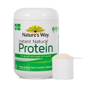 【香港直邮】澳洲Natures Way佳思敏蛋白粉375g 原味  增强体力健身必备