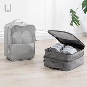【旅行伴侣】J&J旅行鞋子收纳包&洗漱包 防水防潮 耐磨耐用
