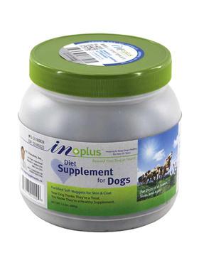 喜归丨麦德氏 美国in+plus超浓缩犬用卵磷脂  宠物营养品 蓝标 680g