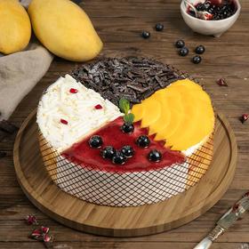 四季风蛋糕,享四味浓情,填满你的心(高州)