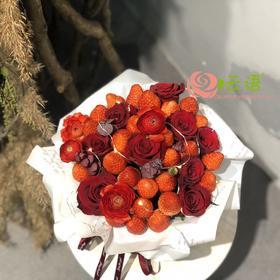 10#{云间鲜花} 甜蜜如你草莓系列