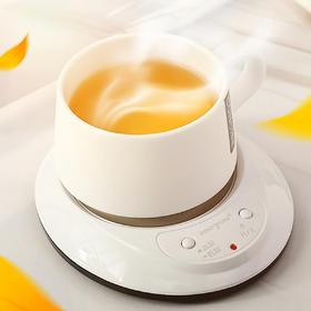 名友恒温自动加热杯垫 24小时保温垫 恒温底座暖奶器 智能暖杯神器