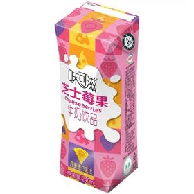 味可滋芝士莓果牛奶饮品240ml/盒-515052