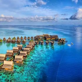 【马来西亚】醉美海岛之仙本那深度旅行(2019全年多期)
