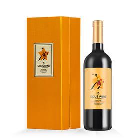 星得斯拉丁之星(金标)红葡萄酒750ML