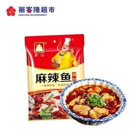 云南单山麻辣鱼150g/袋火锅底料水煮鱼海鲜佐料