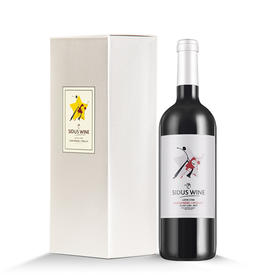 星得斯拉丁之星(银标)红葡萄酒750ML