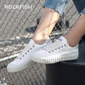 梅根王妃同款,英国 Rockfish 防水、复古小白鞋!弹性设计,时尚舒适,防泼水、复古、经典、懒人多款可选