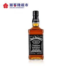 进口洋酒美国原装进口田纳西州杰克丹尼威士忌Jack Daniel's700ml