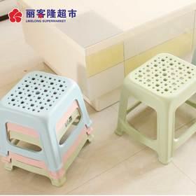 杰利莱JLL-1663家用成人餐桌凳创意时尚简约凳子加厚透气小板凳高凳防滑