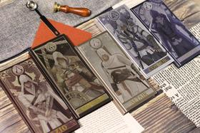 《刺客信条》经典人物系列 笔记本套装(五本)