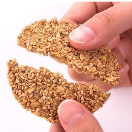 【买一送一】山药燕麦饼传统手作工艺  酥香细腻 休闲小零食  220g