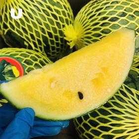 特小凤黄瓤西瓜 水分超足 甜~皮薄,籽儿极少