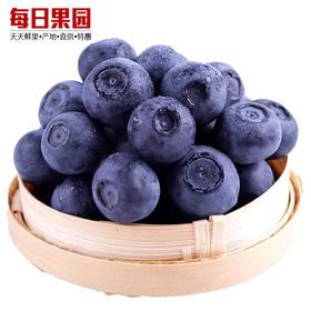 蓝莓 新鲜水果高原蓝梅鲜果大果 7.9元/盒  盒装-835114