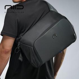 「限时特惠」NIID机能胸包 单肩斜挎腰包 海外潮牌|防水便携|不鼓包|休闲多隔层速取