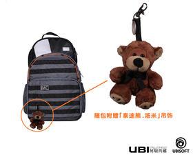 《全境封锁2》 特工后背包 + 泰迪熊吊饰