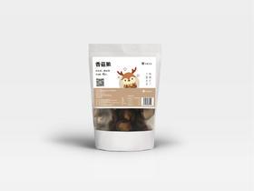 【天益优选】香菇脆92g