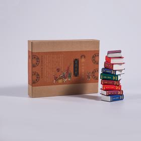 《小小口袋书国学系列》 | 两千年经典国学浓缩至4cm,一盒就是一个微型国学图书馆
