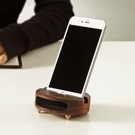 【爆款】一个简单精致的 手机扩音架