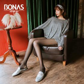 林志玲姐姐同款【穿上跟你的小粗腿说拜拜】宝娜斯光腿瘦瘦袜 穿上就能瘦的袜子 采用石墨烯 抑制细菌滋生 吸湿排汗 面料透气  多色可选