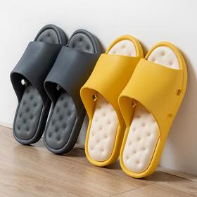 【气垫棉花糖拖鞋,防臭易清洗,防滑耐磨】日式棉花糖拖鞋