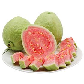 福建红心芭乐5斤番石榴减肥美容水果 低糖高营养水果
