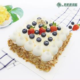 乳脂奶油蛋糕 |「北海道恋人」