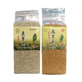 【米面粮油】华膳魔芋米(1kg/袋))