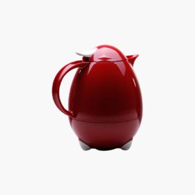 德国 哥伦布指按式保温壶 可爱创意小企鹅造型