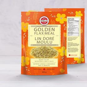 糖友健康早餐 加拿大进口 黄金亚麻籽粉(零食类)