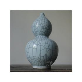 开片葫芦瓶 HL-WBH-01006