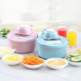 优聚彩生切菜机 | 1套=全能帮厨,省下90%切菜时间